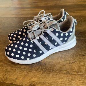 Adidas Originals SL loop polka dot sneakers